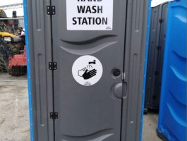 Portable Hand Wash Station Exterior