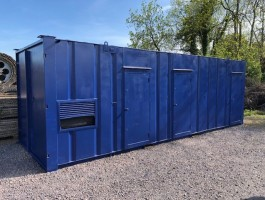 9'x26' Portable Canteen-Office-Drying Room-Toilet