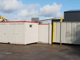 Portable Toilet and Shower Blocks